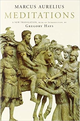 meditations cover gregory hays